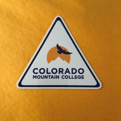 CMC Triangle Sticker