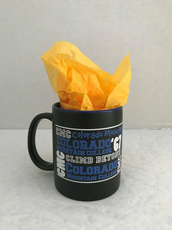 Mug Aztec Word Wrap