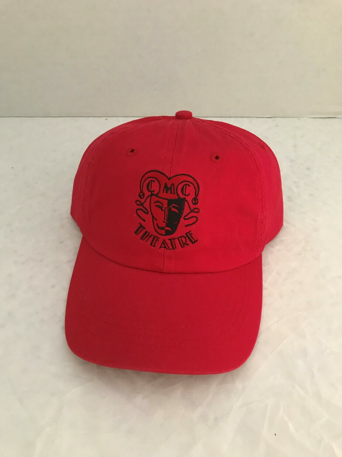 Red Theater Hat