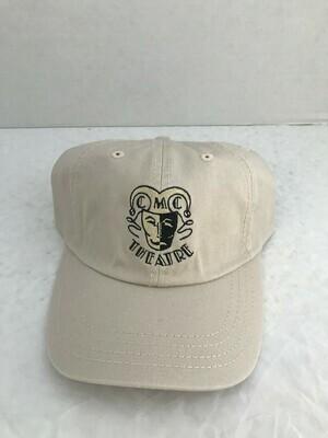 Tan Theater Hat