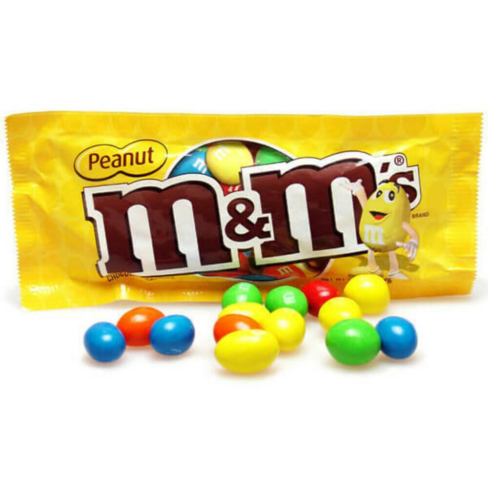 M & M Plain