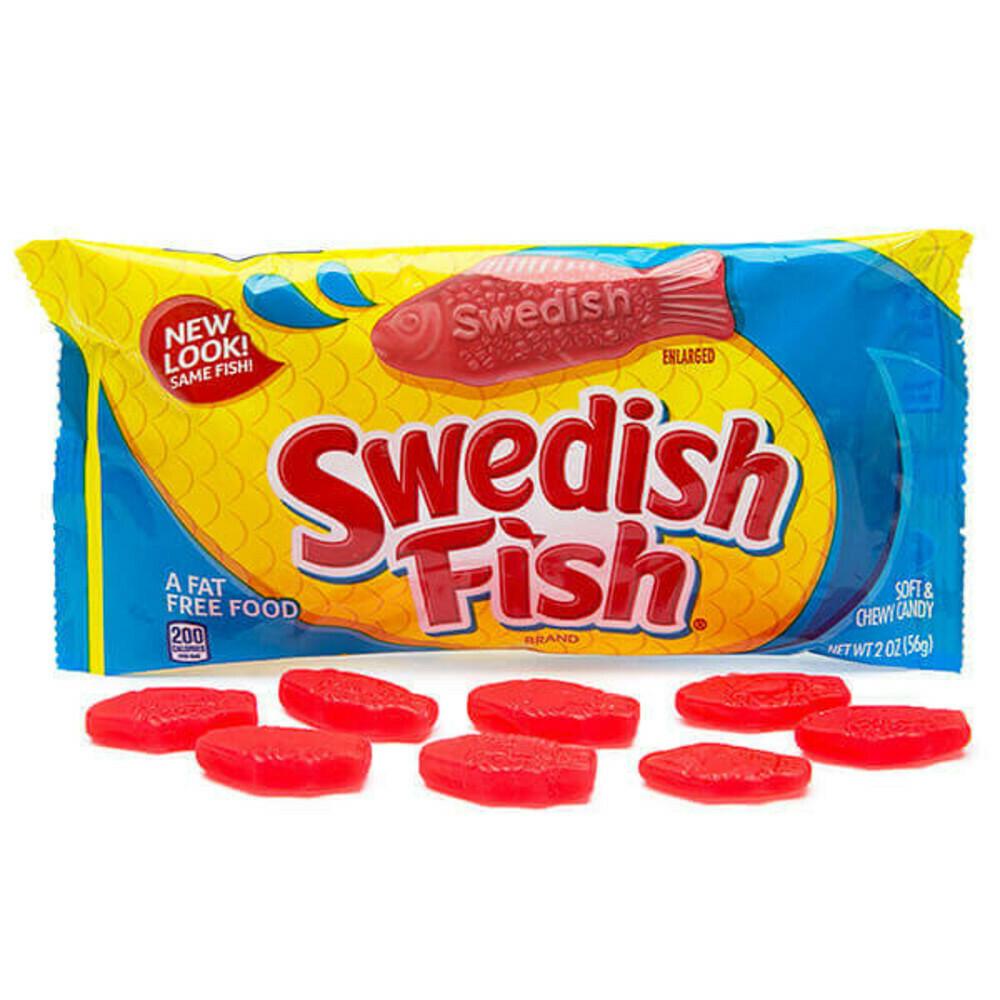 Swedish Fish 2oz
