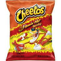 Cheetos Flamin' Hot 2 oz.