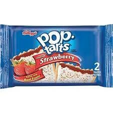Pop Tarts Frosted Strawberry 2 Pack