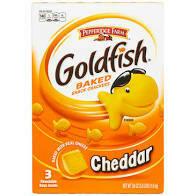 Goldfish Cheddar 1.5 oz.