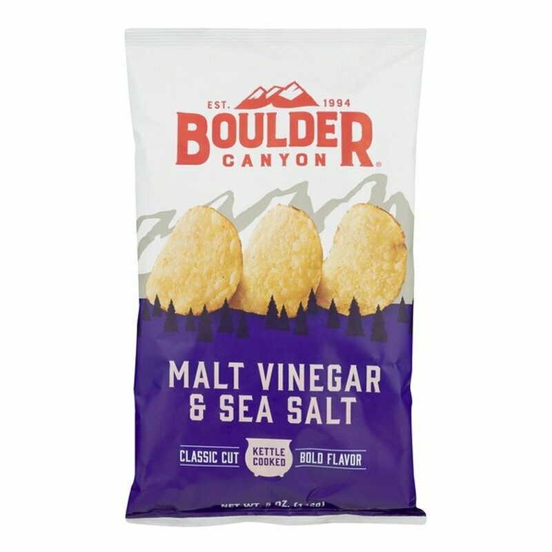 Boulder Vinegar & Salt 1.5oz