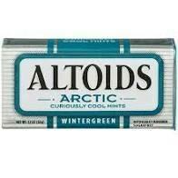 Altoid Wintergreen