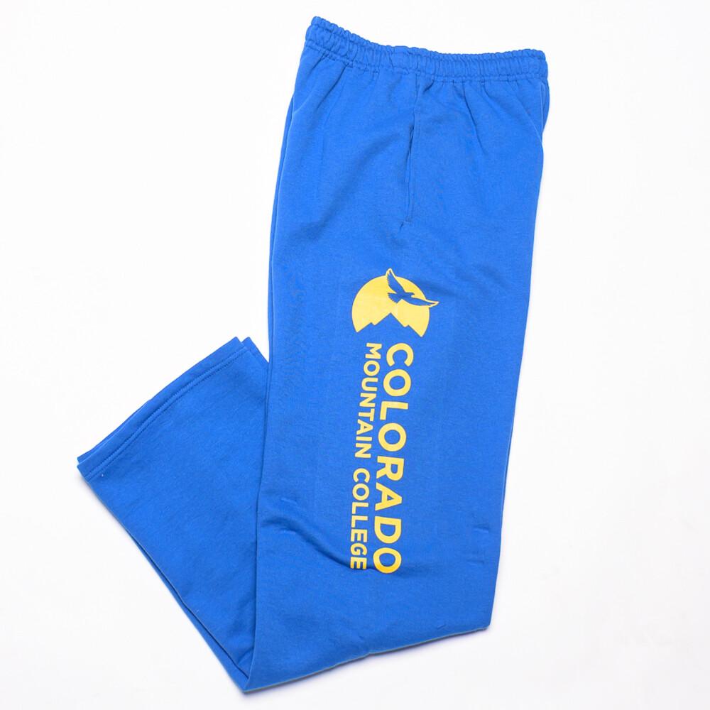 Sweatpants Open-Bottom
