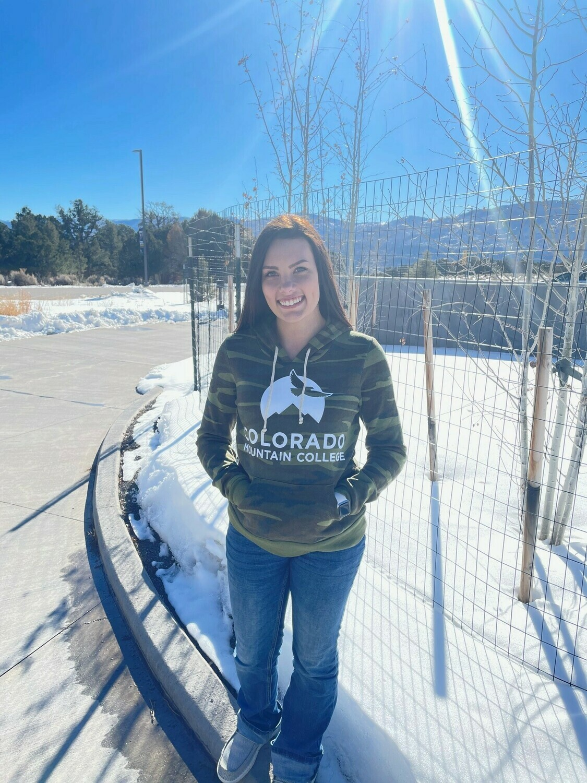 Alternative Women's Athletics Eco-Fleece Hooded Sweatshirt