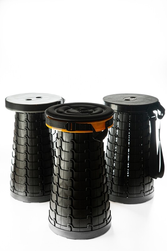 MINI MAX TELESCOPING STOOL