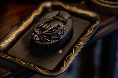 The Parlor Co Victorian Mourning Black Soap