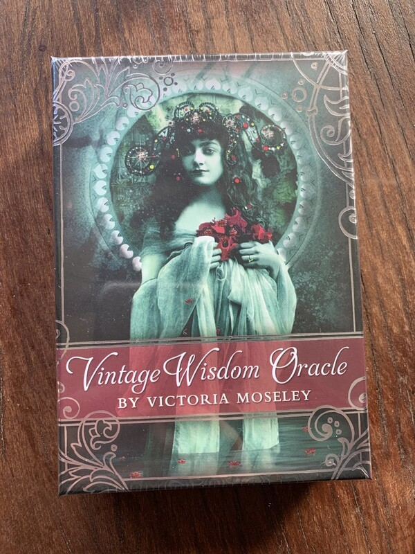 Vintage Wisdom Oracle Deck