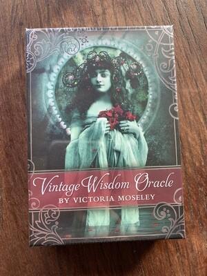 Vintage Wisdom Oracle Deck
