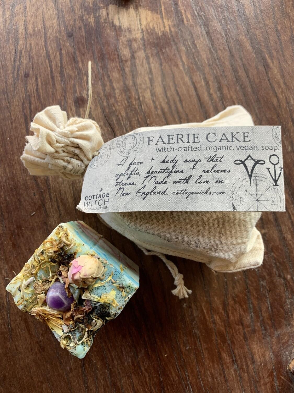 Faerie Cake Soap