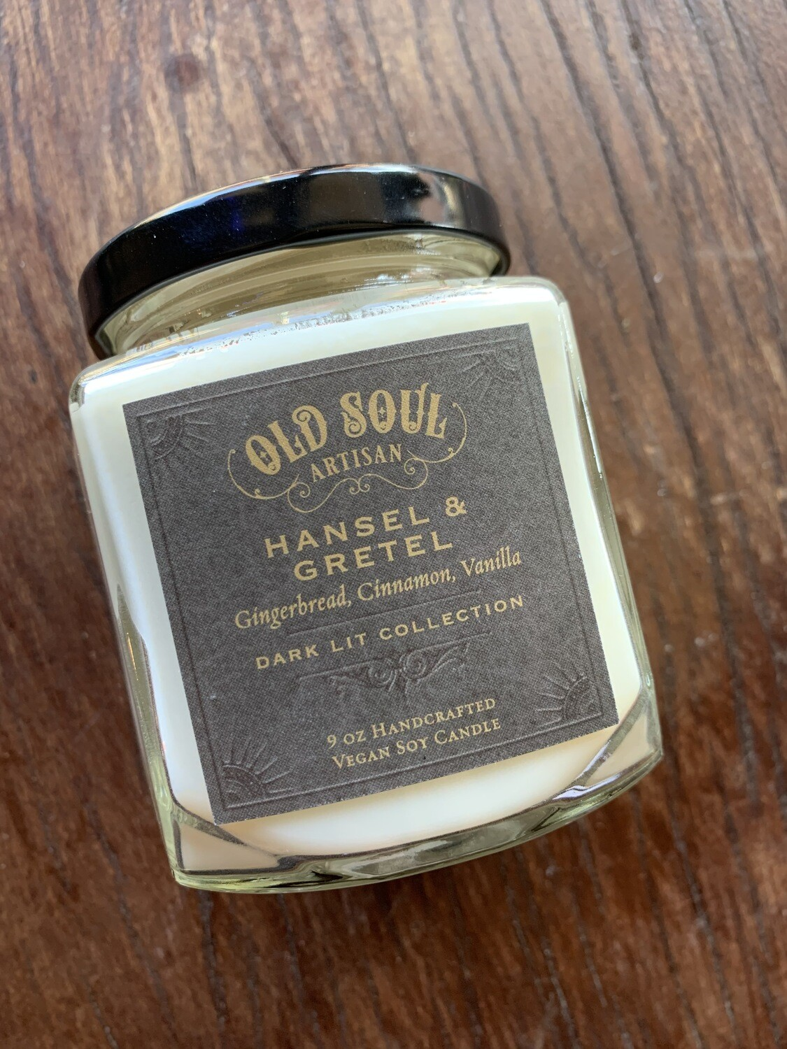 Hansel And Gretel Candle