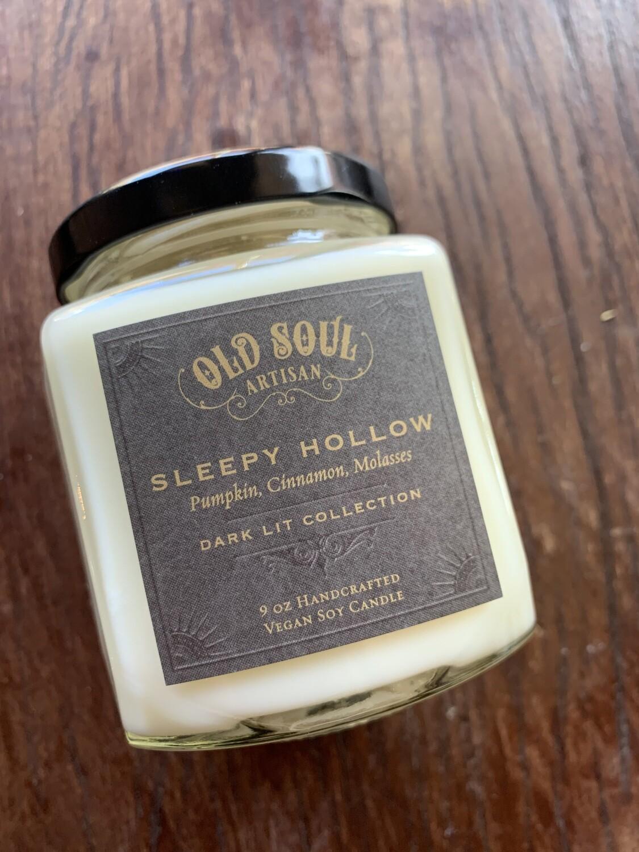 Sleepy Hollow Candle
