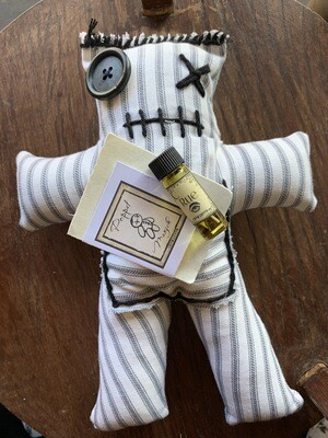 Poppet Doll - Crows Moon