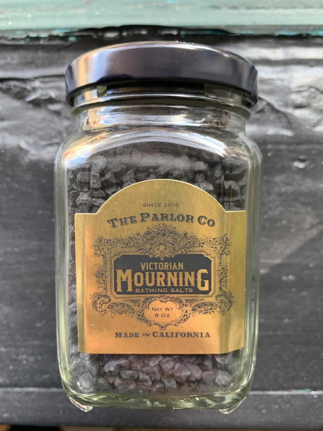 The Parlor Co Victorian Mourning Bath Salts