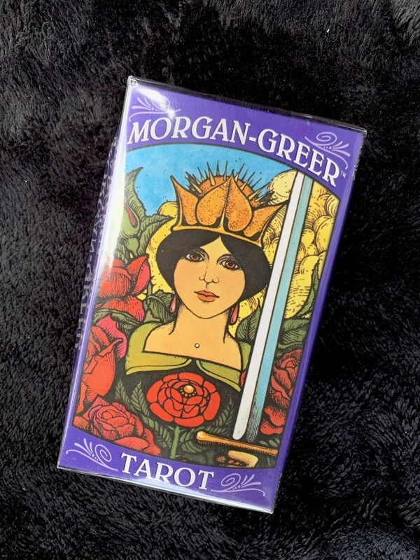 Morgan Greer Tarot Deck
