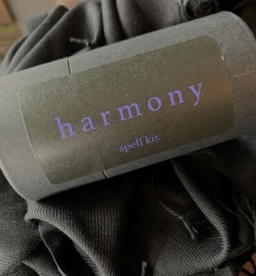 Ritualcravt Harmony Spell Kit