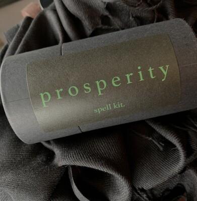 Ritualcravt Prosperity Spell Kit