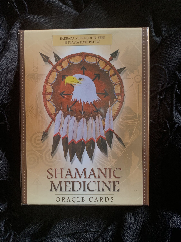 Shamanic Medicine Oracle Deck