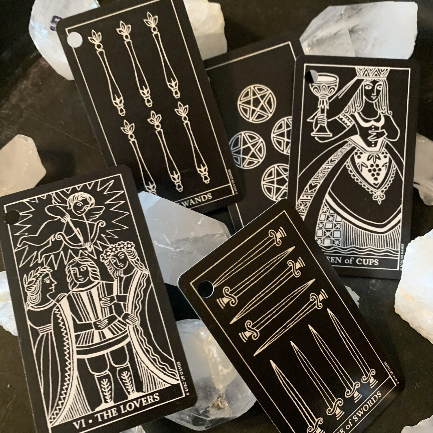 Inversion Tarot Deck