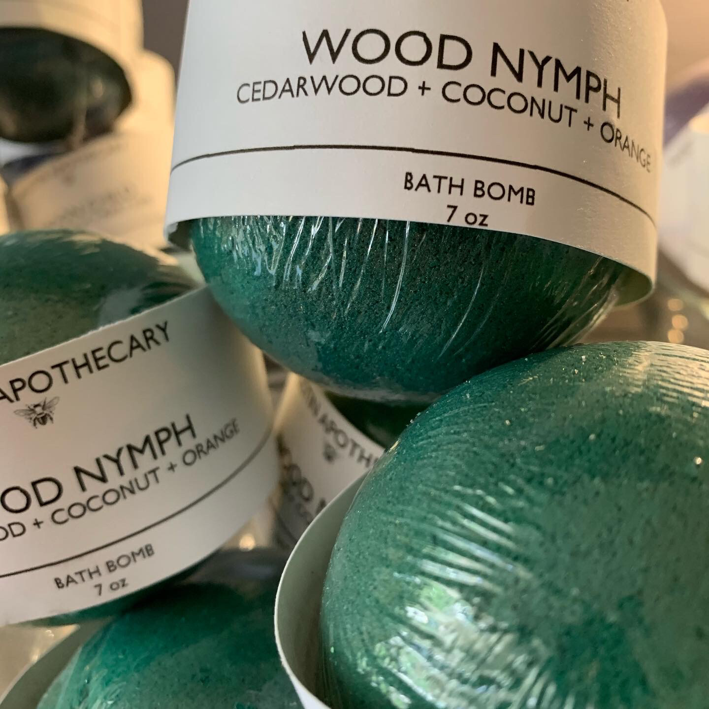 Wood Nymph Bath Bomb