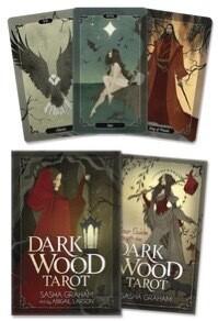 Dark Wood Tarot Deck
