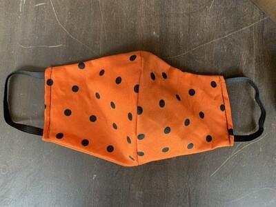 Orange Dot Mask