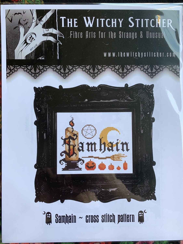 Samhain Cross Stitch Pattern