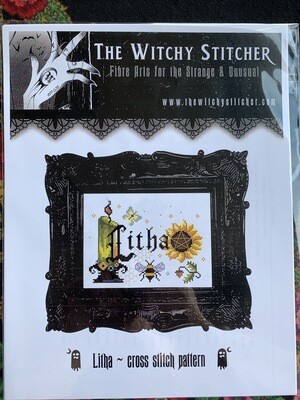 Litha Cross Stitch Pattern
