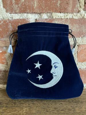 Smiling Moon Tarot Bag