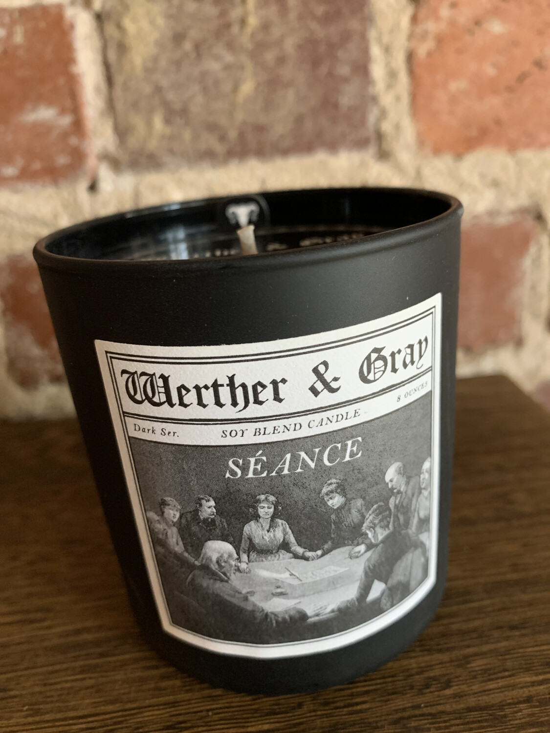Werther & Gray Seance Candle