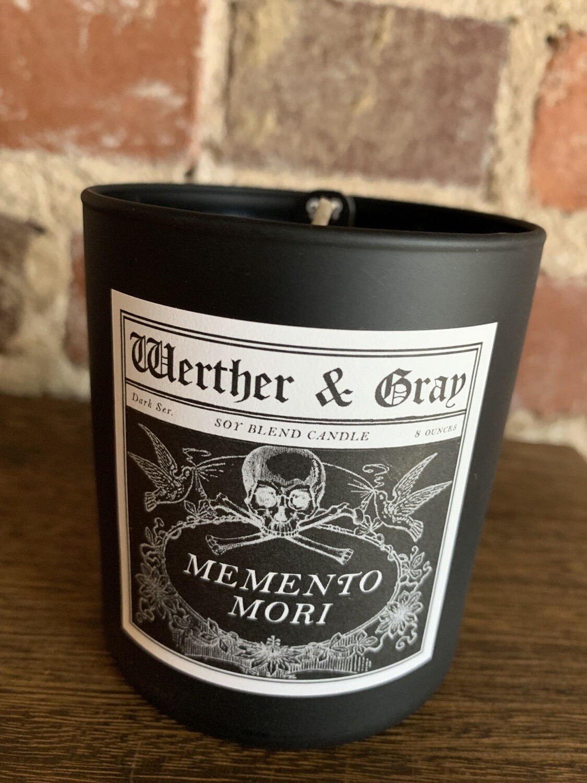 Werther & Gray Memento Mori Candle