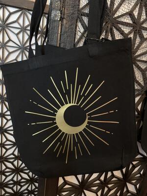 Crescent Moon Tote Bag
