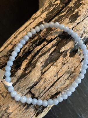 Gemstone Bracelet Angelite