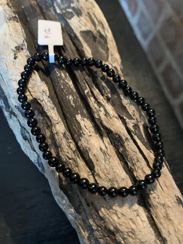 Gemstone Bracelet Black Tourmaline