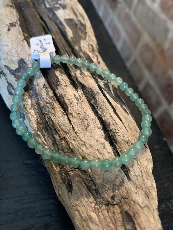 Gemstone Bracelet Green Adventurine