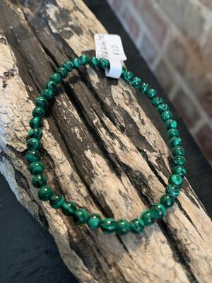 Gemstone Bracelet Malachite