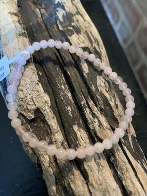 Gemstone Bracelet Rose Quartz