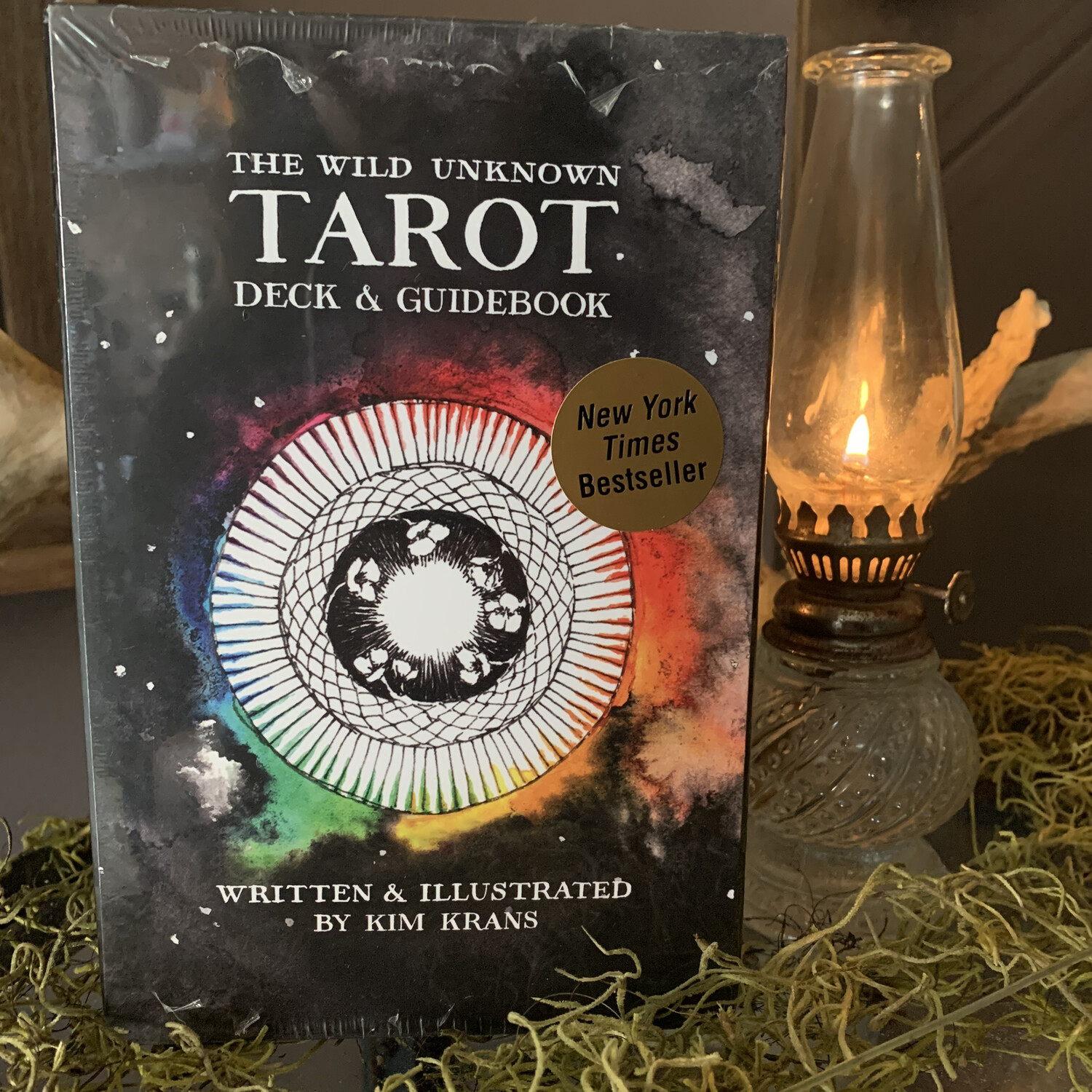 The Wild Unknown Tarot Deck & Guidebook