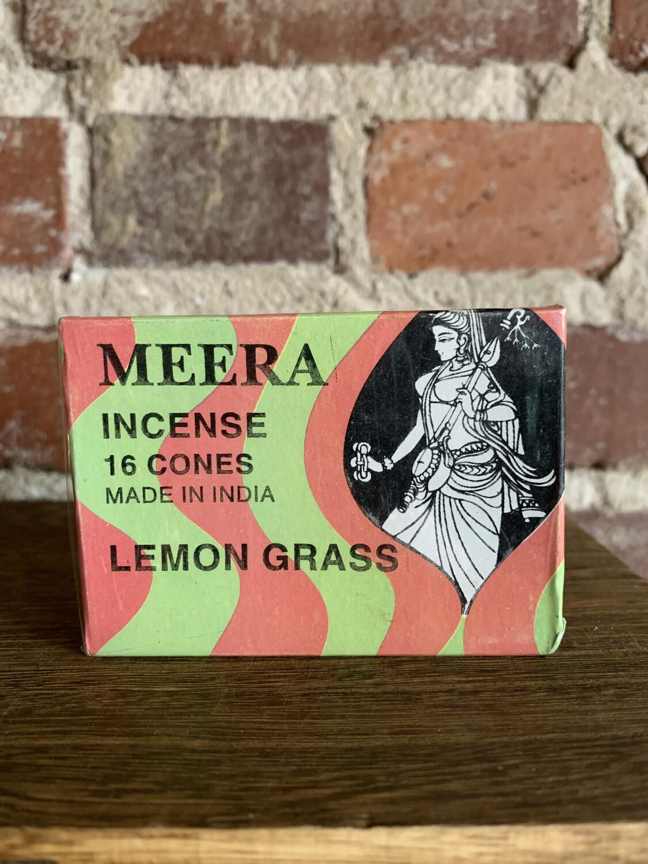 Lemongrass Cones