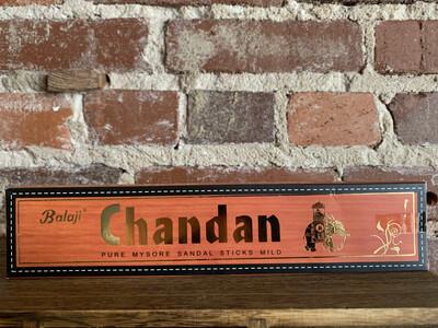 Balaji Chandan Incense