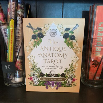 Antique Anatomy Tarot
