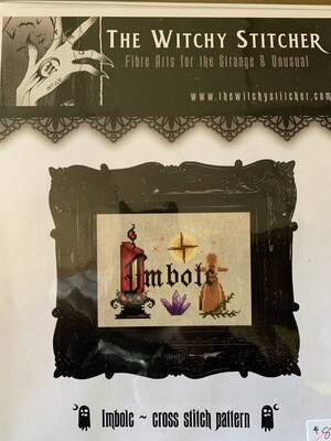 Imbolc Cross Stitch Pattern
