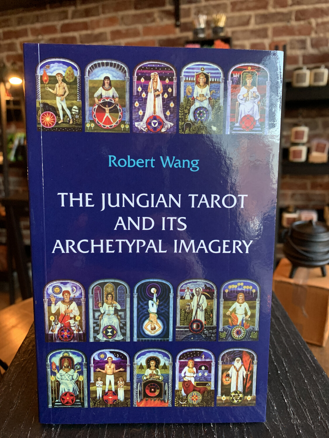 Jungian Tarot & Its Archetypal Imagery