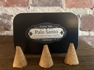 TPW Palo Santo Cone Incense