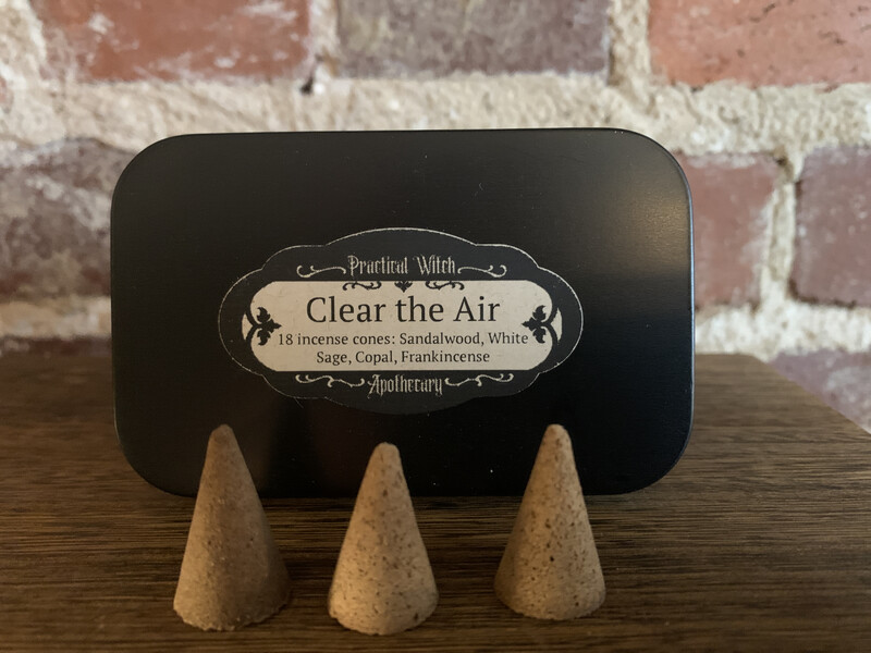 TPW Clear The Air Incense
