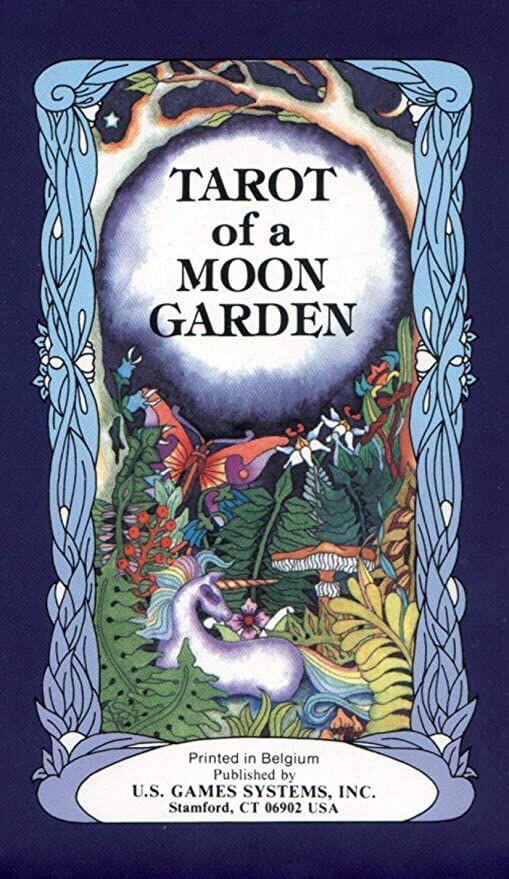 Tarot Of The Moon Garden Tarot